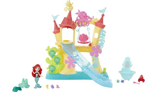 Castelul lui Ariel,Disney Princess,Little Kingdom