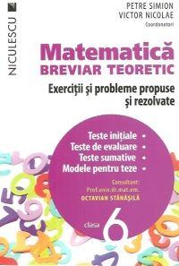 MATEMATICA CL 6 BREVIAR