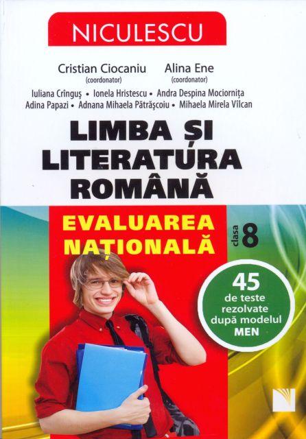LIMBA SI LITERATURA ROMANA....