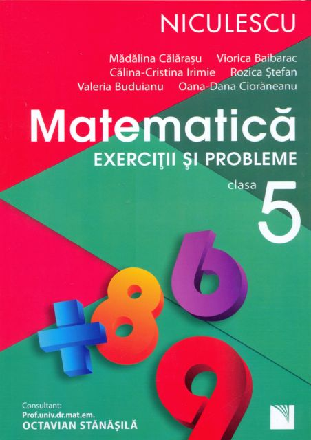 MATEMATICA CL 5 STEFAN