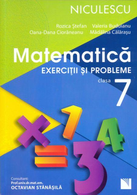 MATEMATICA CL 7 STEFAN