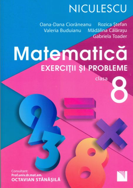 MATEMATICA CL 8 STEFAN