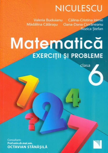 MATEMATICA CL 6 STEFAN