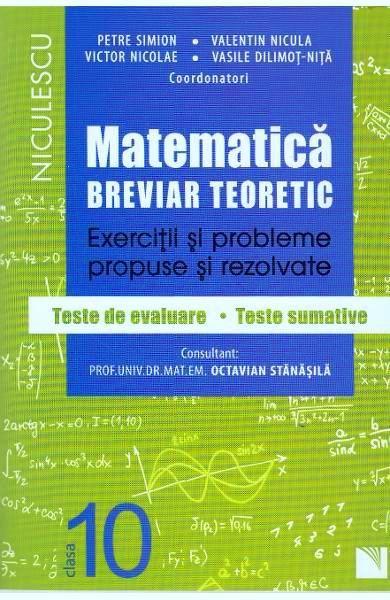 MATEMATICA CL 10 BREVIAR
