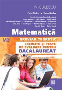 MATEMATICA M2 BAC BREVIAR TEORETIC