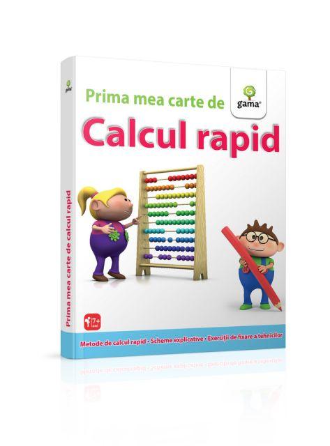 PRIMA MEA CARTE DE CALCUL RAPID