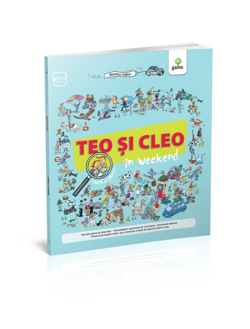 TEO SI CLEO IN WEEKEND