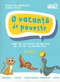 CLS I - O VACANTA DE POVESTE