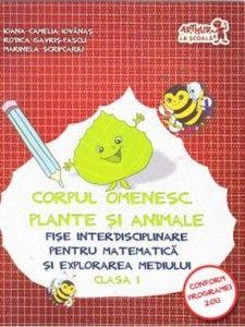 CLS I - FISE INTERDISCIPLINARE. CORPUL OMENESC