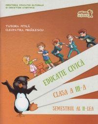 CLS A III A. MANUAL EDUCATIE CIVICA VOL 2