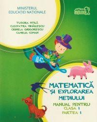 CLS I - MANUAL MATEMATICA VOL 1