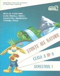 CLS A III A. MANUAL STIINTE ALE NATURII VOL 1