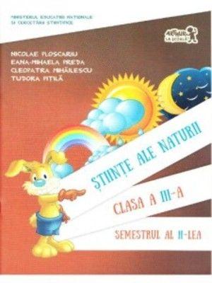 CLS A III A. MANUAL STIINTE ALE NATURII VOL 2