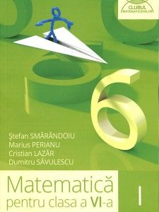 MATEMATICA CLS A 6-A SEM 1