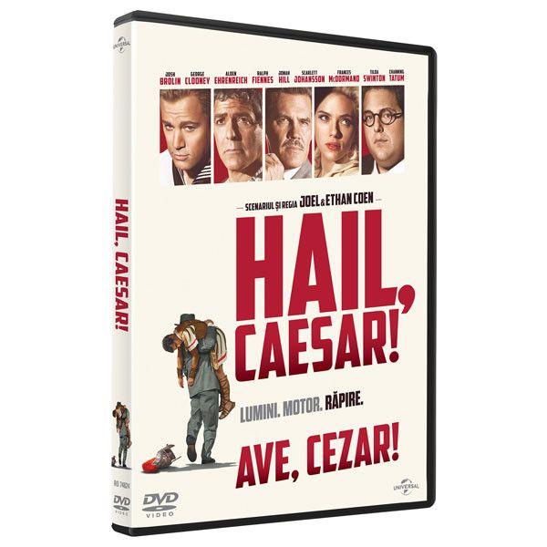 HAIL, CAESAR!  - AVE, CEZAR!