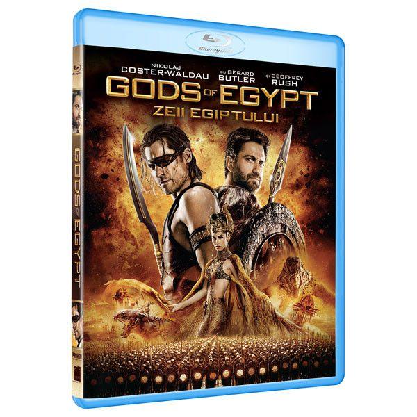 BD: GODS OF EGYPT  - ZEII EGIPTULUI