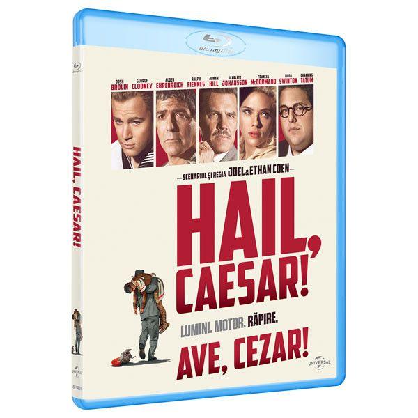 BD: HAIL, CAESAR! - AVE, CEZAR!