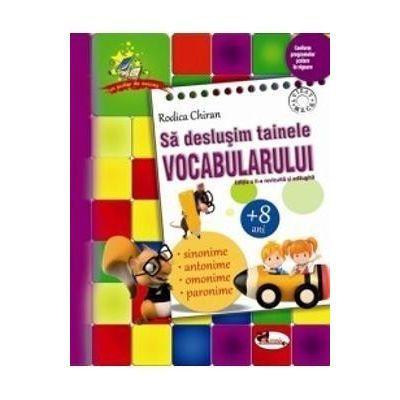 TAINELE VOCABULARULUI - CHIRAN EDITIA A II-A