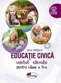 EDUCATIE CIVICA - CAIET PENTRU...