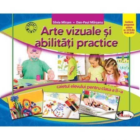 AVAP - ARTE VIZUALE SI ABILITATI - CAIET CLS. A II-A