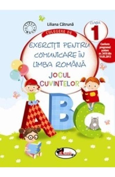 CULEGERE EXERCITII PENTRU LIMBA ROMANA - JOCUL CUVINTELOR - CLASA A III-A