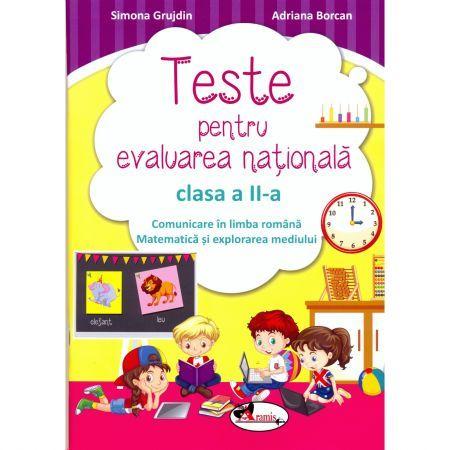 TESTE EVALUARE NATIONALA CLS A II-A (CLR+MEM)