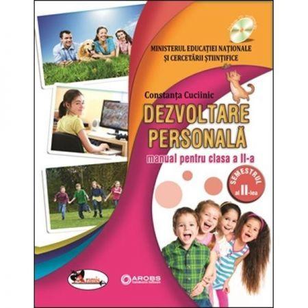 DEZVOLTARE PERSONALA - MANUAL CLASA A II-A