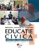 EDUCATIE CIVICA - MANUAL CLASA A IV-A PITILA/ MIHAILESCU
