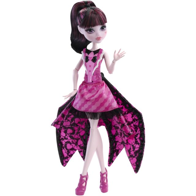 Papusa Monster High,Draculaura vampir-liliac