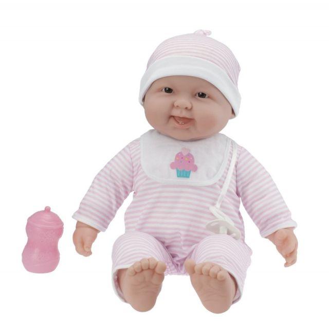 Papusa bebe,corp moale,51cm,JC Toys