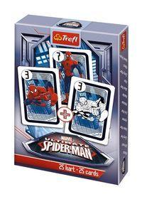 Carti de joc Trefl,Pacalici,Spiderman
