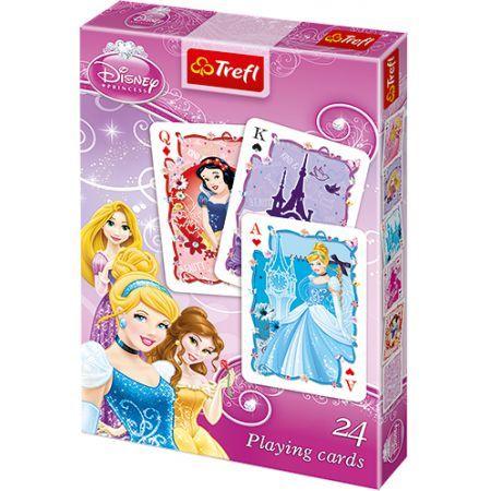 Carti de joc Trefl,Pacalici,Princess