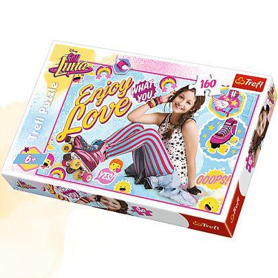 Puzzle Trefl,Soy Luna,160pcs