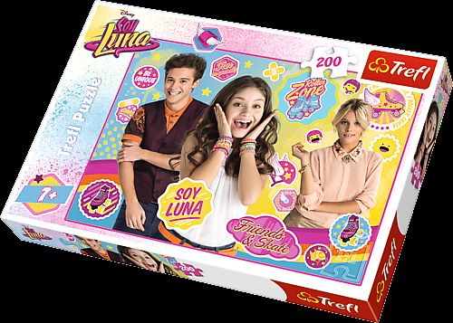Puzzle Trefl,Soy Luna,200pcs
