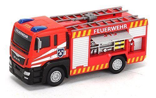 Masina Dickie,pompieri pe baterii