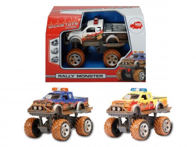 Monster truck Dickie,Eat My Dust,15 cm,suspensii