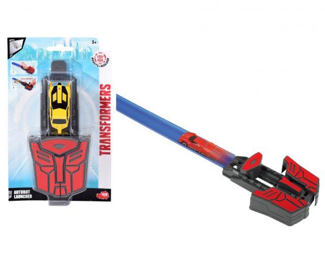 Lansator Transformers,cu masinuta,div.mod