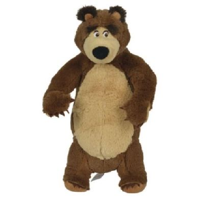 Plus Masha and the Bear,Ursul 25cm