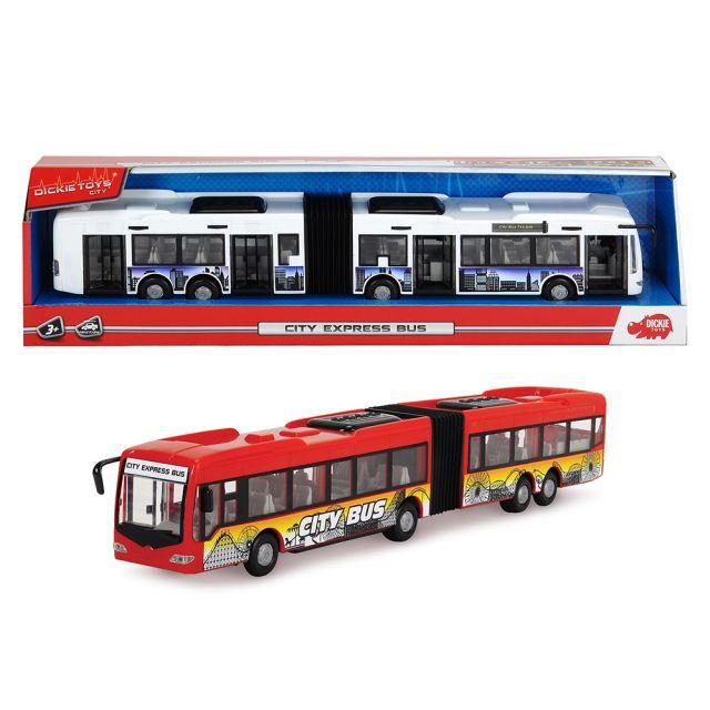 Autobuz Dickie,City Express,1:43