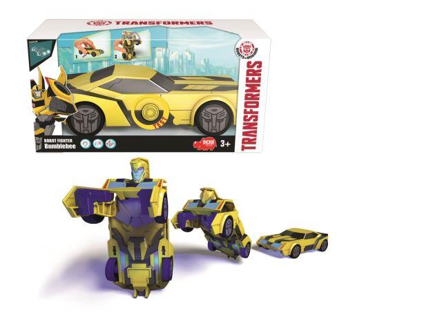 Robot Transformers,Bumblebee,sunete,lumini,15cm