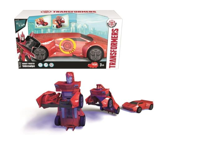 Robot Transformers,Sideswipe,sunete,lumini,15cm