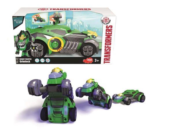 Robot Transformers,Grimlock,sunete,lumini,15cm
