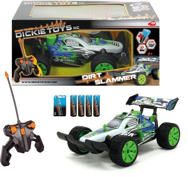 Masina RC Dickie,Dirt Slammer,RTR