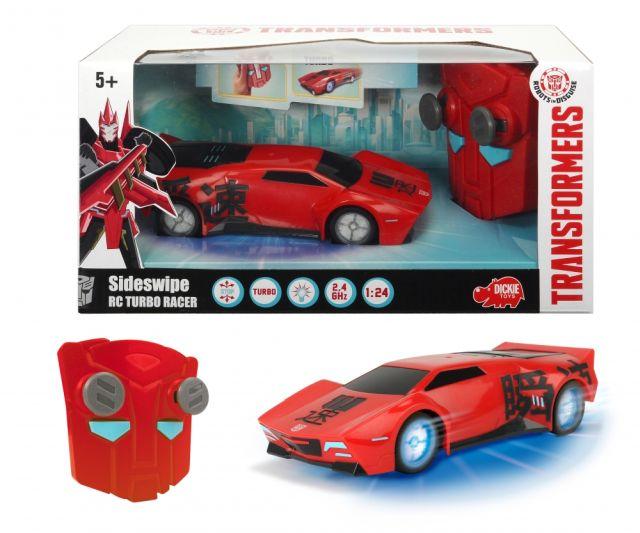 Masina RC,Transformers,1:24,Sideswipe