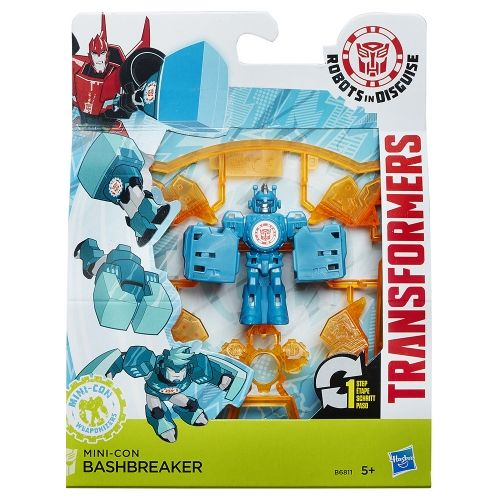 Transformers-Figurina Mini Con