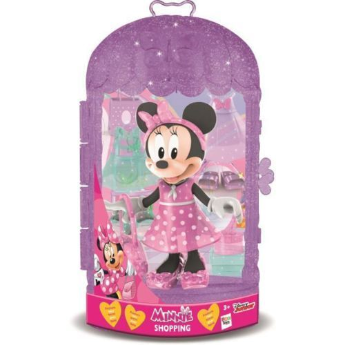 Figurina cu acc. fashion,Minnie