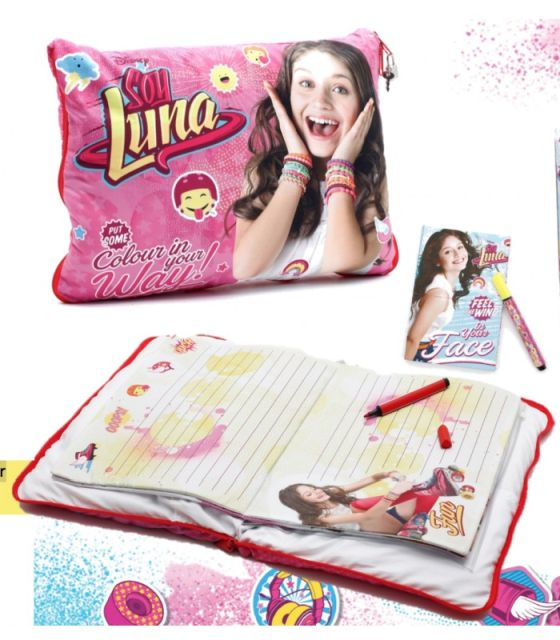 Perna Electronica,Soy Luna