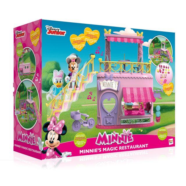 Restaurant,cu acc.,Minnie,set joaca