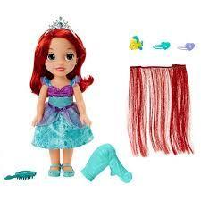 Papusa Disney,acc. coafat Ariel