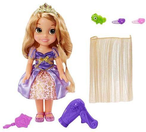 Papusa Disney,acc. coafat,Rapunzel